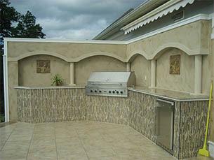 exterior residential stucco